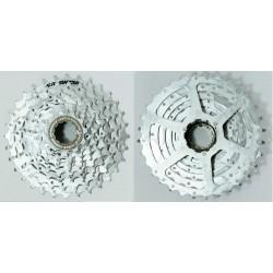R17KE24128708 - Rower Kross Lea Replica ONE SIZE biały różowy połysk