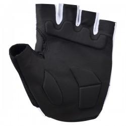 CWG9755-ORANGE - Chwyty gumowe pomarańczowe 120mm z blistrem