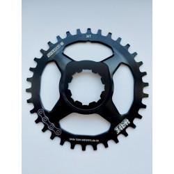R17KE20119333 - Rower Kross HEXAGON Mini One size biały czerwony połysk