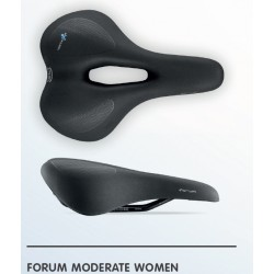 76-A133DR0A08069 - Siodło Selle Royal Forum Moderate Damskie Classic