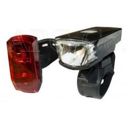 CW4-XCR6-T414-L - Mechanizm korbowy XCR6 175mm 44/32/22 SQ 9s czarny z osłoną