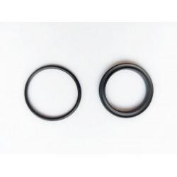 IKMC-X11(93)SD118 - Łańcuch X11'93 118 og. Silver/D.Silver