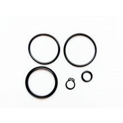 IKMC80F6 - Łańcuch KMC Z-8, 8 rzędowy 116 ogniw srebrny/brązowy ze złączką CL571 folia