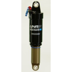 RS6-UNAIR-LOR-190 - Amortyzator tylny UNAIR LO-R 190mmx51mm hydrauliczna blokada z regulacją odbicia