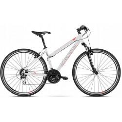 "SF6-XCT9-H-D-M - Amortyzator XCT 29"" skok 100mm 1-1/8"" 25cm AHEAD, blokada na goleni, dysk, sprężyna, czarny mat"