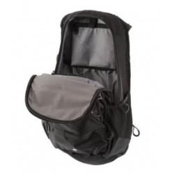 "PRO EUR022 - Błotniki 26"" 48mm purpurowe/srebrne owale + chlapacze + nos"