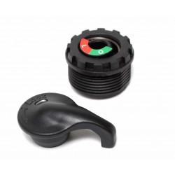 HG-022 - Hak do ramy + śruby HG-022