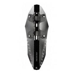 """VOY15 0.2-17 - Rower 28 VOYAGER 0.2 męski,czarny/niebieski 17""""(43cm)"""