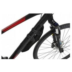 Rower 28 VOYAGER 0.2 męski,czarny/niebieski