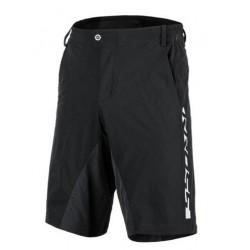"""SF3-XCM-H-P-L18 - Amortyzator XCM-HLO 26"""" skok 100mm 1-1/8"""" 18cm GWINT, blokada na goleni, piwoty i dysk, sprężyna, czarny"""