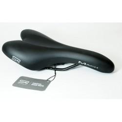 """SF5-AION9-RLR-4-W-T - Amortyzator AION29"""" TAPERED QLC15 140mm dysk reg.odb blok z kier biały"""