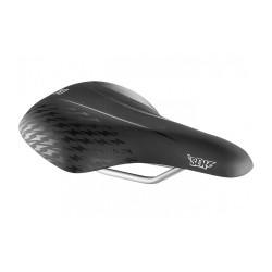 CWG9755-BLACK - Chwyty gumowe czarne 120mm z blistrem