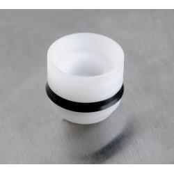 """SF6-EX7-X-RLR-0-W - Amortyzator EPIXON27"""" XC 1-1/8' oś9mm 100mm dysk reg.odb blok z kier biały"""