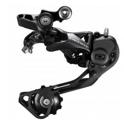 Rower 26 FUN SPORT 0.1 czarny mat/zielony 15''(38cm) - FUN17 0.1-15