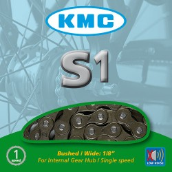 IKMC1K100 - Łańcuch szeroki Z410 1rz. 100 og. karton KMC