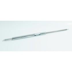 Rower 28 VOYAGER 0.2 męski,szary/biały mat