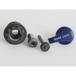 Rower elektryczny EcoBike Even Black - ECBEVENBL