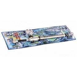 Rower Kross Julie różowy pudrowy połysk - R16KE24143390